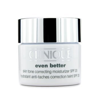 Clinique Even Better Skin Tone Correcting Moisturizer SPF 20 (Very Dry To Dry Combination) 50Ml, 1.7 Ounce