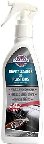 Revitalizador De Plásticos 200Ml, Rodabrill
