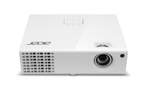 Acer H6510BD 3D Home Theater Projector (White), Office Central