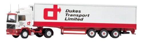 1/50 ボルボ F10 冷凍トレーラー Dukes Transport Limited CC15506