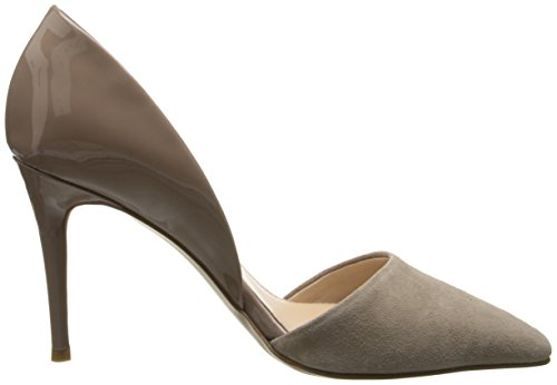 Suede Patent Elvia French Dress Femme Pump Connection Hazelwood qawRqg8