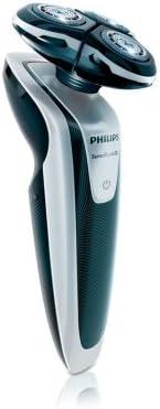 Philips RQ1253 - Afeitadora (Vibración, 3 piezas, Aluminio, Gris, LED, Batería, Ión de litio): Amazon.es: Salud y cuidado personal