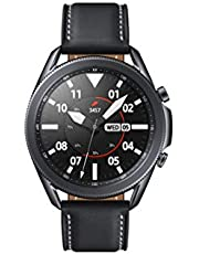 Samsung Galaxy Watch3 45mm Bluetooth Stainless Steel Mystic Black