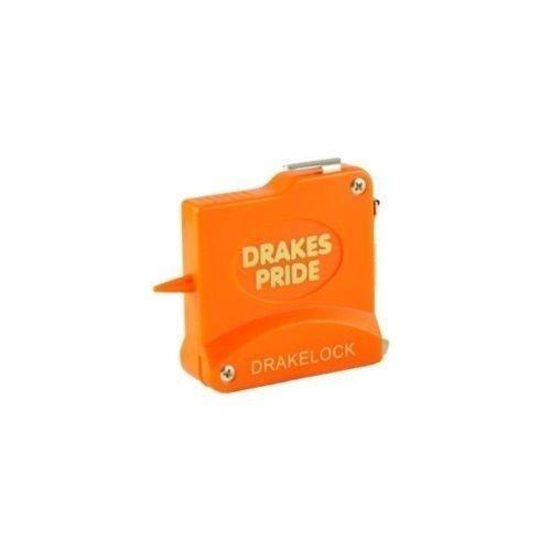 Drakes Pride Drakelock - Varilla de medición para petanca naranja naranja