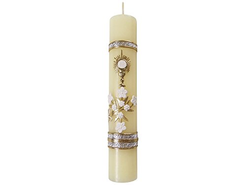 Candle for First Communion - Cirio para Primera Comunion