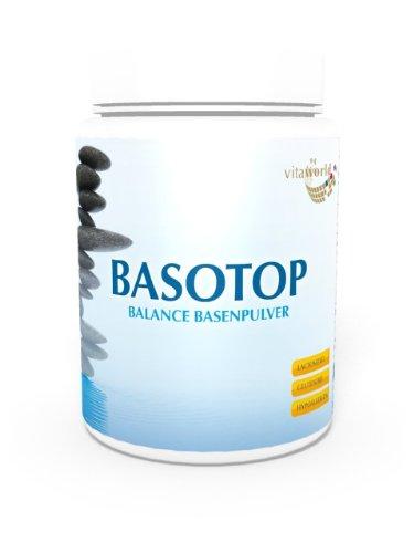 Vita World Basotop Balance Basenpulver 750g Apotheken Herstellung