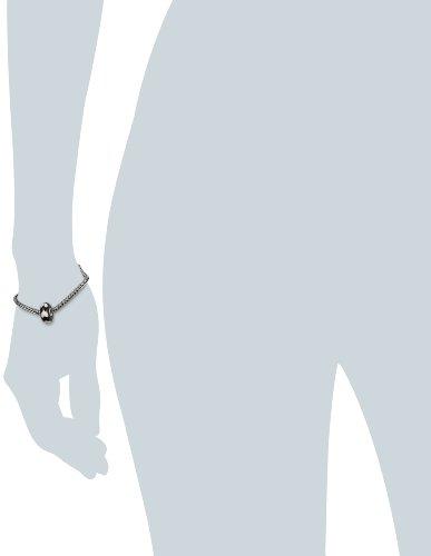 Trollbeads - 61382 - Drops Femme - Coeur - Acier inoxydable
