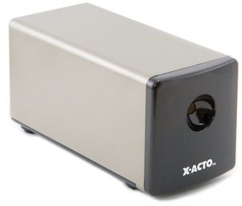 X-Acto Boston Electric Pencil Sharpener (Bronze) 1 pcs sku# 1832899MA by X-Acto (Image #1)