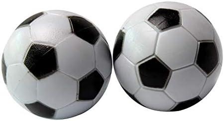 Ogquaton Mini Mesa de fútbol de Resina Fútbol clásico Fútbol ...
