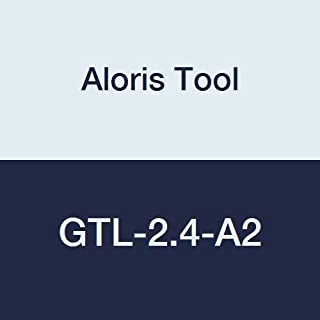product image for Aloris Tool GTL-2.4-A2 GT Style Wedge-Grip Carbide Cut-Off Insert