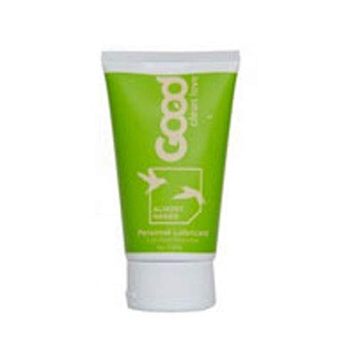 Good Clean Love All Natural Personal Lubricant, Almost Naked 4 oz (Pack of 2)