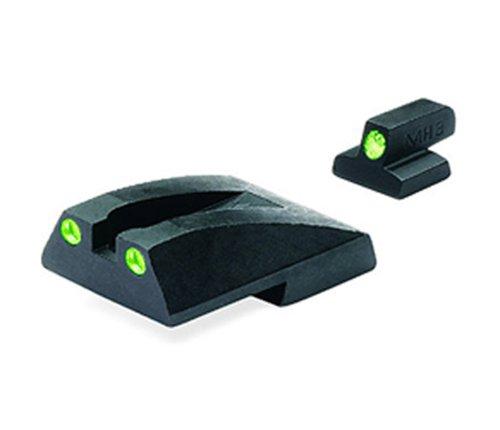 Meprolight Smith & Wesson Tru-Dot Night Sight Novak repl. 3900,5900 & 6900. Fixed set by Meprolight