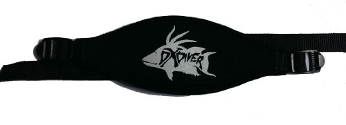 DXDiver Hogfish Neoprene Mask Strap
