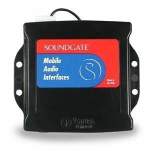 Soundgate VIDBMW1V4 Dual Video Input Device for BMW Vehicles with Navigation