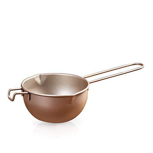 Chocolate Melting Pot, Non-Stick Coating Double Boiler Insert Baking Tools 450 Ml Mask,Melted Butter Chocolate (Best Double Boiler For Melting Chocolate)