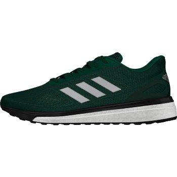Adidas Response Boost Lt Scarpe Da Uomo Con Il Verde Scuro