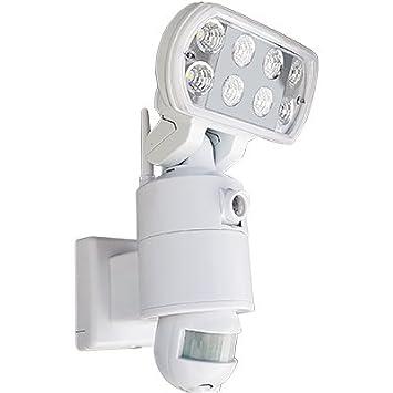 Et Caméra 8 Avec W Projecteur Ip Hd Led Wifi Intérieur Pour K1lFcJ