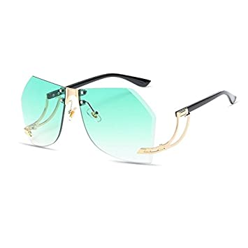 TIANLIANG04 Monte Rosa Mujer Gafas de Sol Gafas de Moda Mar ...