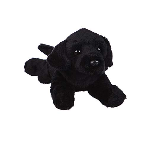 B. Boutique Black Lab Wildlife Adventures 8 inch Stuffed Plush ()