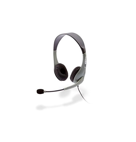 New Cyber Acoustics AC-851B USB Stereo Headset Over-The-Head 180 Degree Microphone Ambidextrous by Cyber Acoustics (Image #3)
