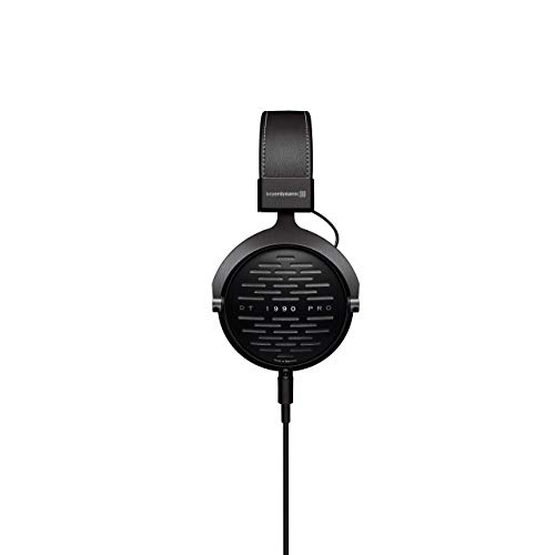 Beyerdynamic DT 1990 Pro Open Studio Reference Headphones 250 Ohm Bundle with Hard Case and 1-Year Extended Warranty