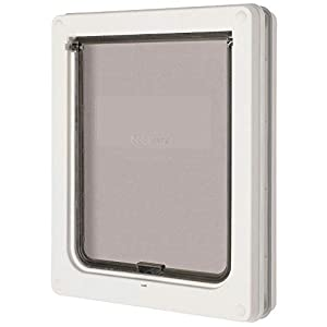 Pet Mate Electromagnetic Door for Dog, Medium Click on image for further info.