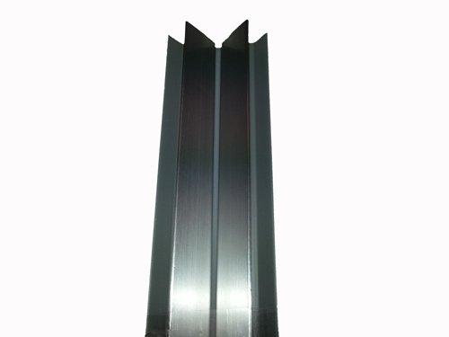 kitchen aluminium plinth corner connector to ne used with 140mm or ... - Küche Sockelleiste Eckverbindung