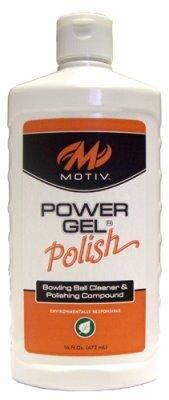 Motiv Power Gel Polish 16 oz (Best Bowling Ball Polish)