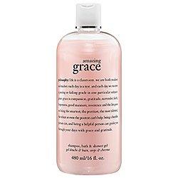 Философия Amazing Grace шампунь, ванна и гель для душа