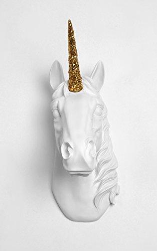 White Gold Unicorn - 2