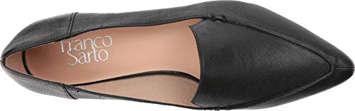 Picture of Franco Sarto Women's STARLAND Ballet Flat, Black, 8 M US