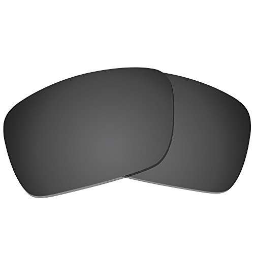 Dynamix Polarized Replacement Lenses for Oakley Fuel Cell - Multiple - Lenses Are Polarized Iridium