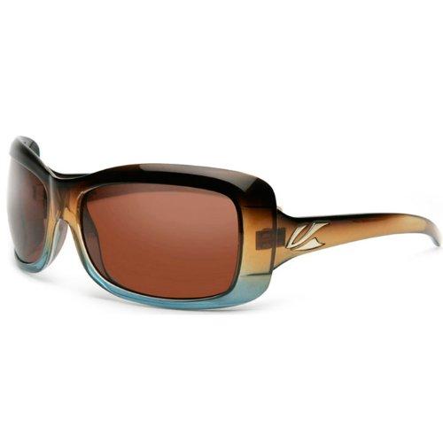 Kaenon Women's Georgia Polarized Oval Sunglasses, Tob Denim Fade, 40 - Kaenon Sr Sunglasses 91