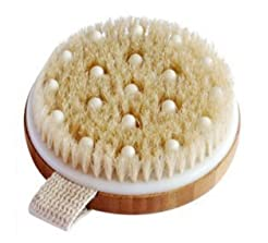C.S.M. Body Brush for Wet or Dry Brushin...