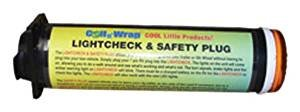 (AP Products Coil n' Wrap Light Check Safety Plug)