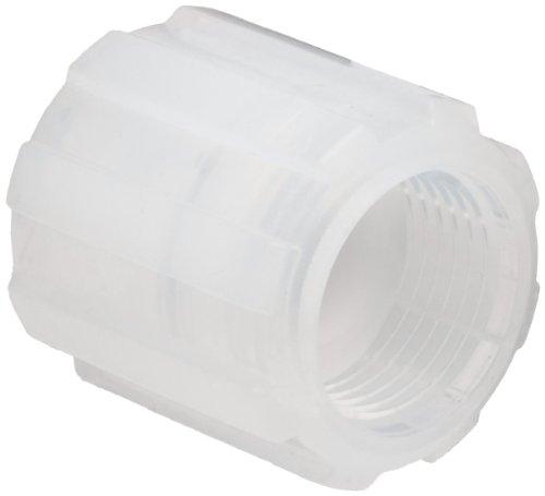 (Parker Pargrip 1202-0004 PFA Tube Fitting, Nut Assembly, 3/4