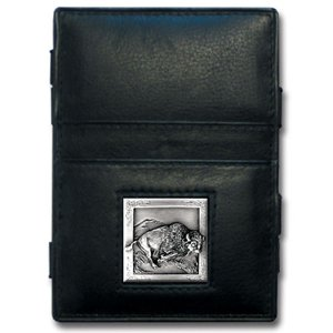 Siskiyou Sports SJL5 Jacobs Ladder Bison Wallet