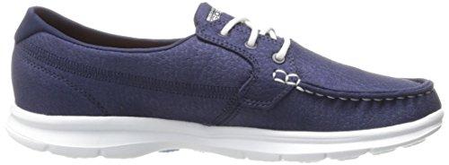 Skechers Mujer Azul para Nvy Go Náuticos Riptide Step TRqTvwr