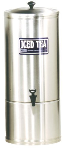 Grindmaster-Cecilware S10 Stainless Steel Iced Tea Dispenser, 10-Gallon by Lee Global Imports and Consulting, Inc.