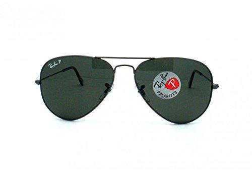 Unisex Aviator 3025 gris de Sol Gafas Ban RB NULL Ray NULL Hw5f0q5