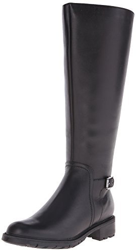Blondo Womens VASSA WS Riding Boot Black WHtnszcVlK