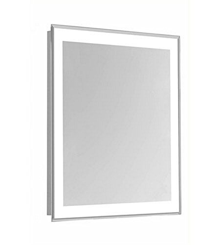 18W LED 4 Sides Edge Electric Mirror by Elegant Lighting