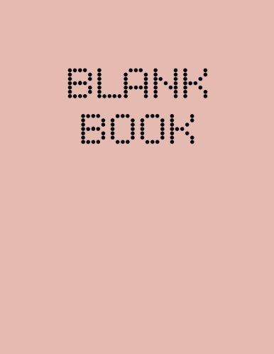 Blank Book Easy to Write Chintz Rose By The Bare Bear: 8.5 x 11 inches 100 Page (idea / design/ Notebook) for kids / child / (Roses Chintz)