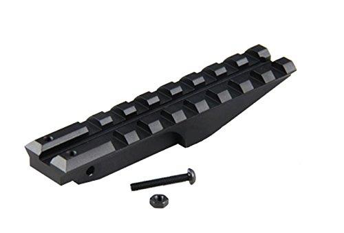 Ak 47 Sight Rail (Low Profile Picatinny Scope Mount Rail for AK Series Rifles AK Rear Sight)