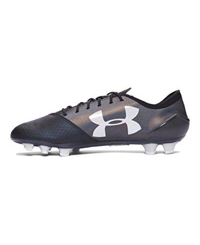 Chaussures FG Spotlight Armour Noir Noir de football Under HxSqwOFH