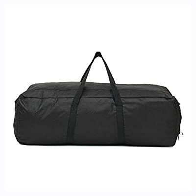 K&A Company Travel & Storage Bag, Outdoor Camping Travel Duffle Bag Waterproof Oxford Foldable Luggage Handbag Storage Pouch, M