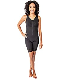 Post Surgical Lipo Tummy Tuck Compression Garment - Cosmetic Surgical Body Shaper | Contour : Style 27