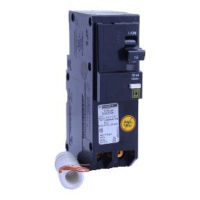 SQUARE D QO215CAFI N 15A 240V 2P NEW COMBINATION ARC FAULT