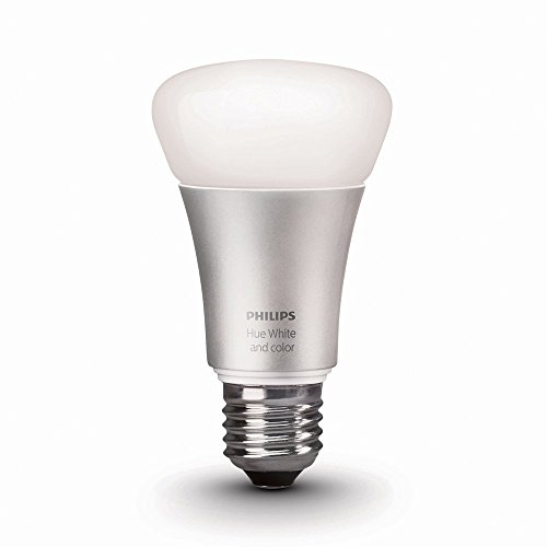 Philips 456202 Hue White and Color Ambiance Light Bulb, A19,