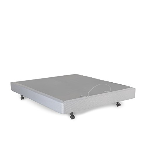 Fashion Bed Group 4AQ171 S-Cape Adjustable Bed Base with Wallhugger Movement and...